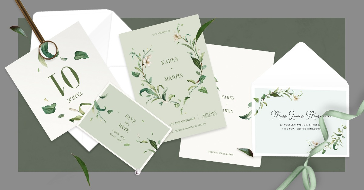 How To Design Your Own Wedding Invites?