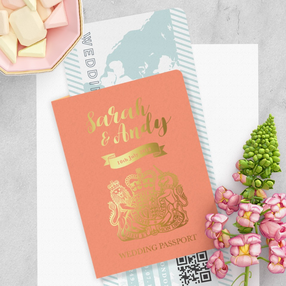 wedding invitation trends for the non-traditional couple