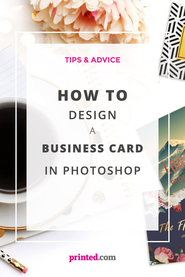 How to design business card in photoshop printed how to design a business card in photoshop colourmoves