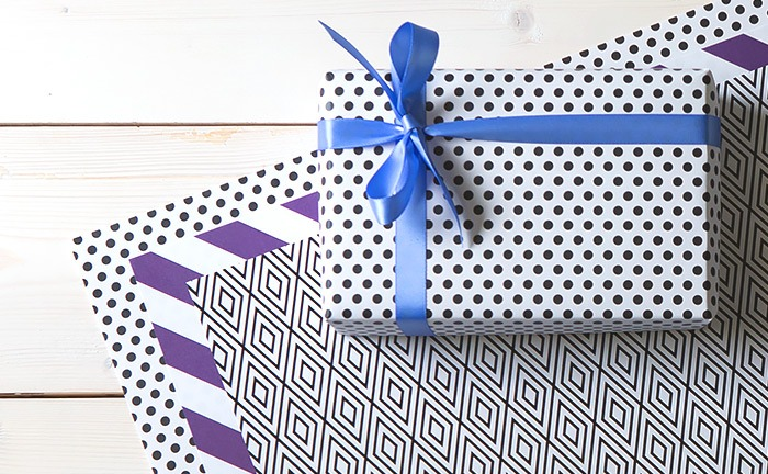 recycle wrapping paper Tips for staying on your print budget