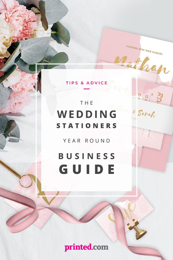 The wedding stationers year round business guide