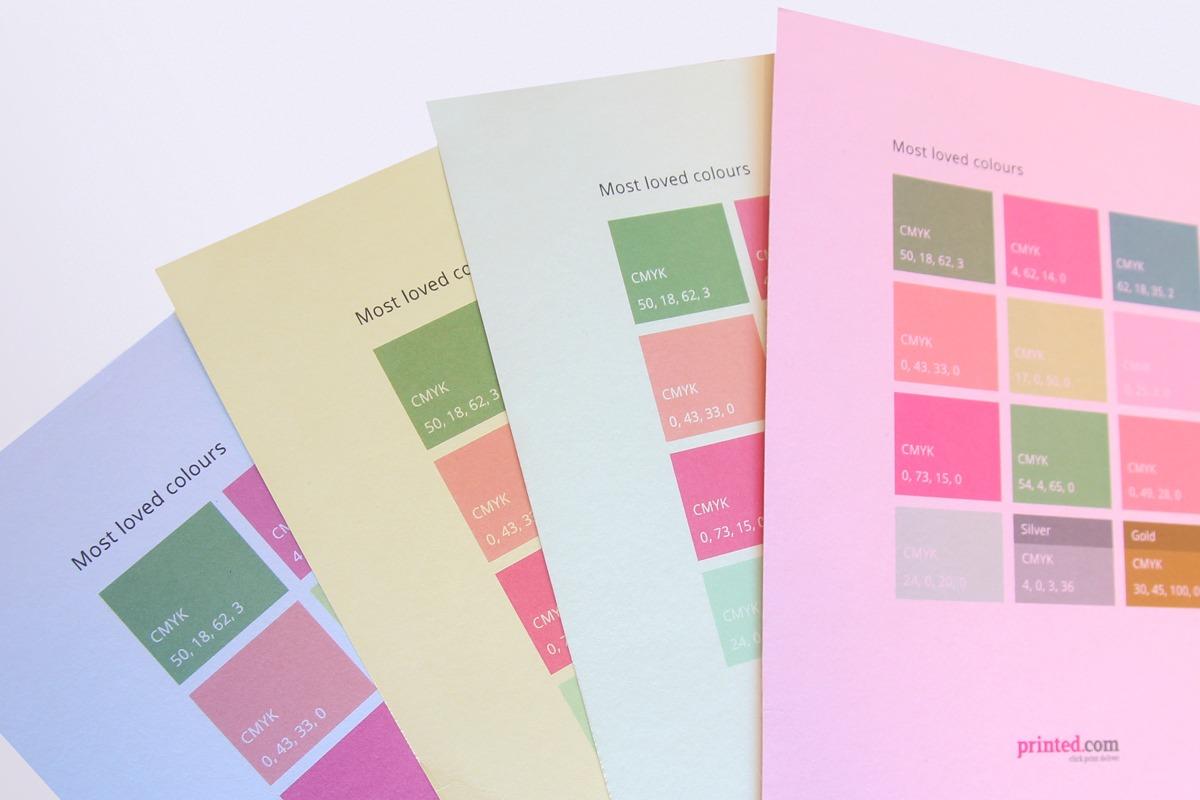 Pastel Papers at Printed.com