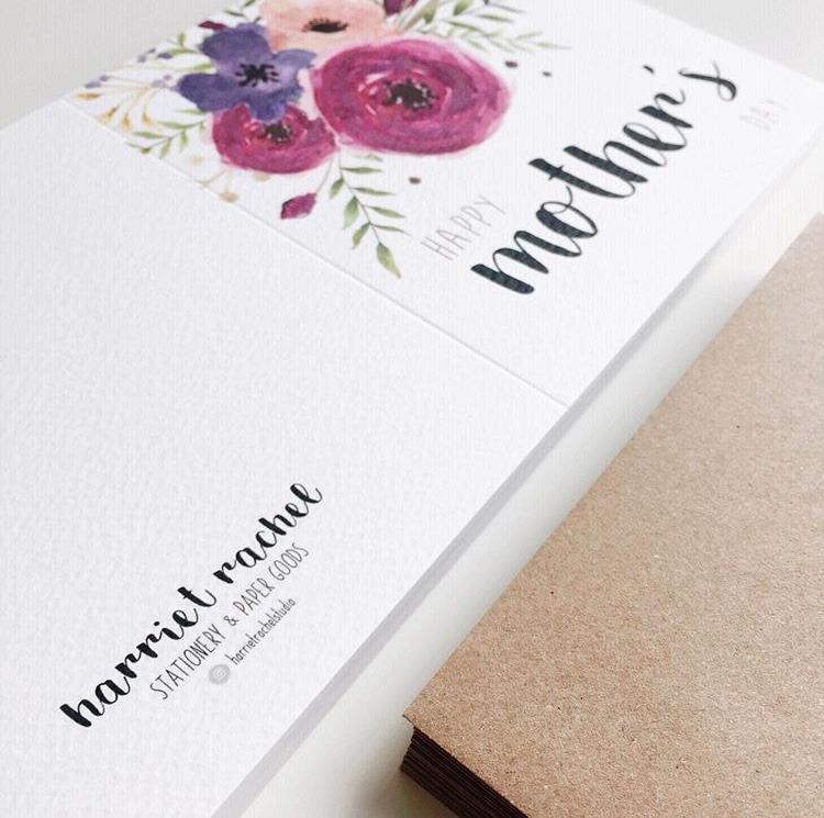 Fresco Gesso textured paper cards