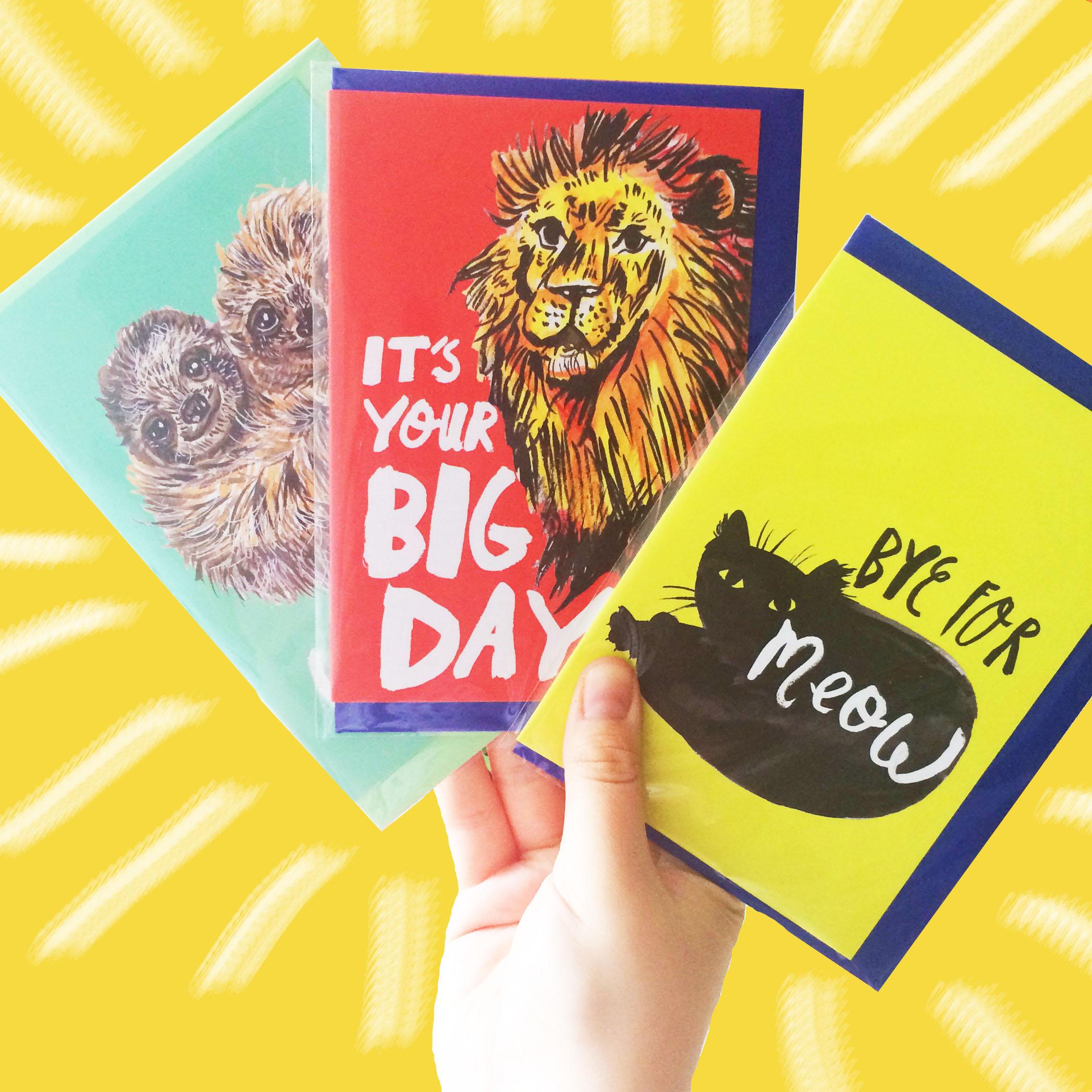 Sophie Heywood - Greeting Cards