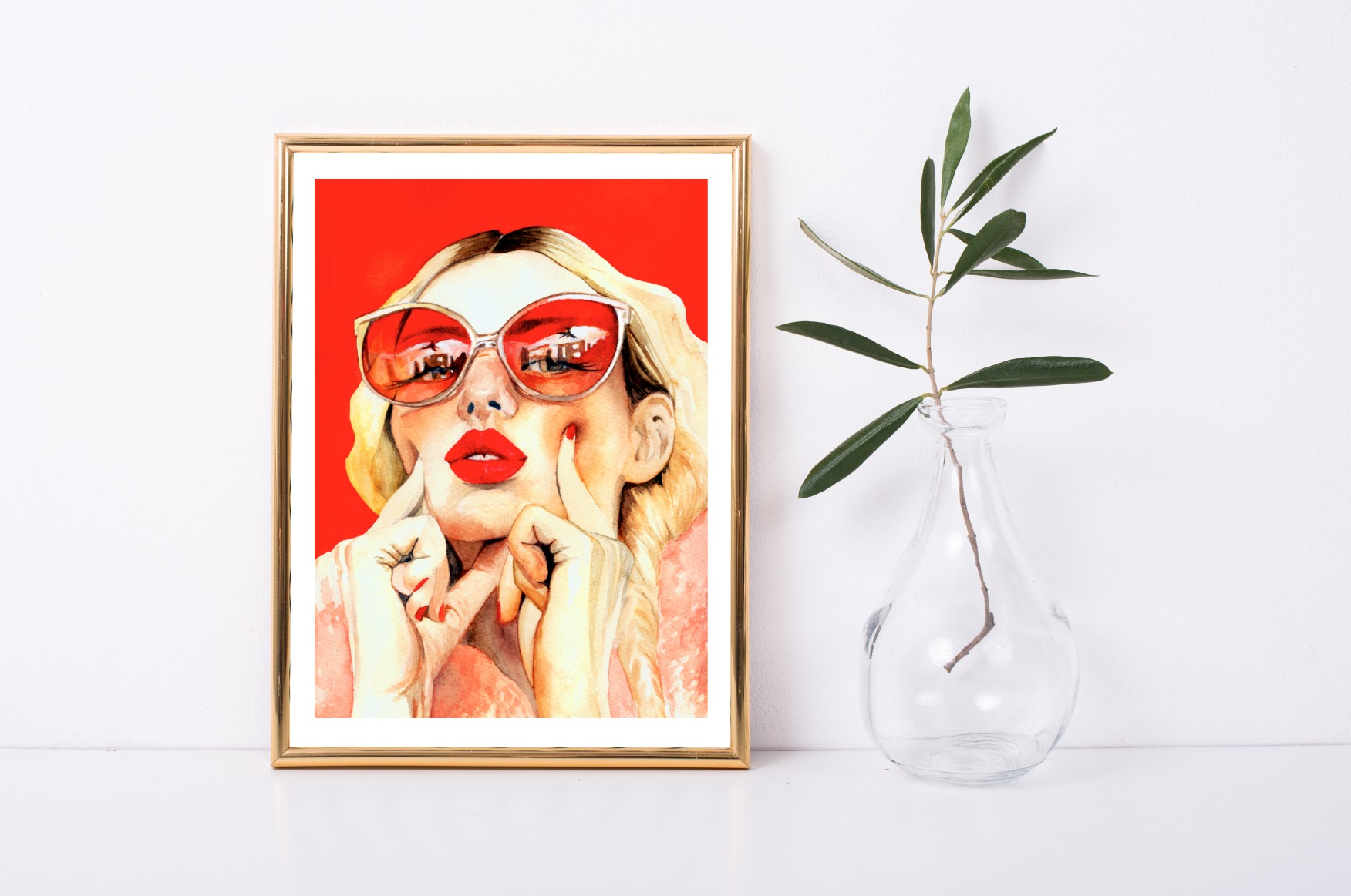 Giclee fine art prints by Lottie Frank