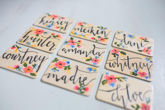 Create name tags at Printed.com