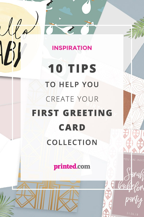10 Tips to Create your first Greeting Card collection
