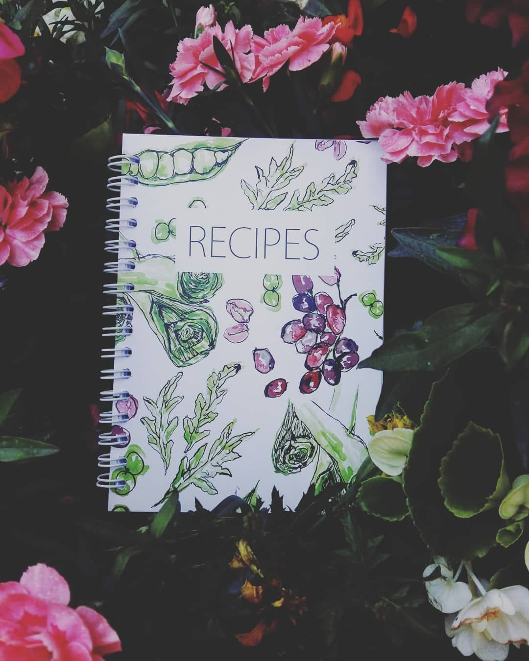 The GBBO Edition: Recipe Book by CW Illustrations