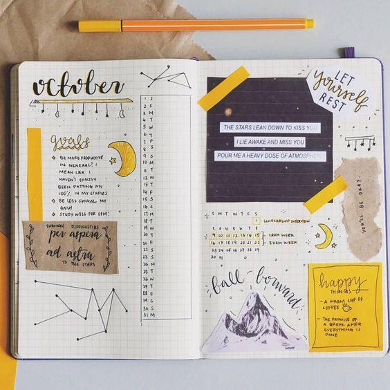 Scrapbook inspiration - DIY scrapbook