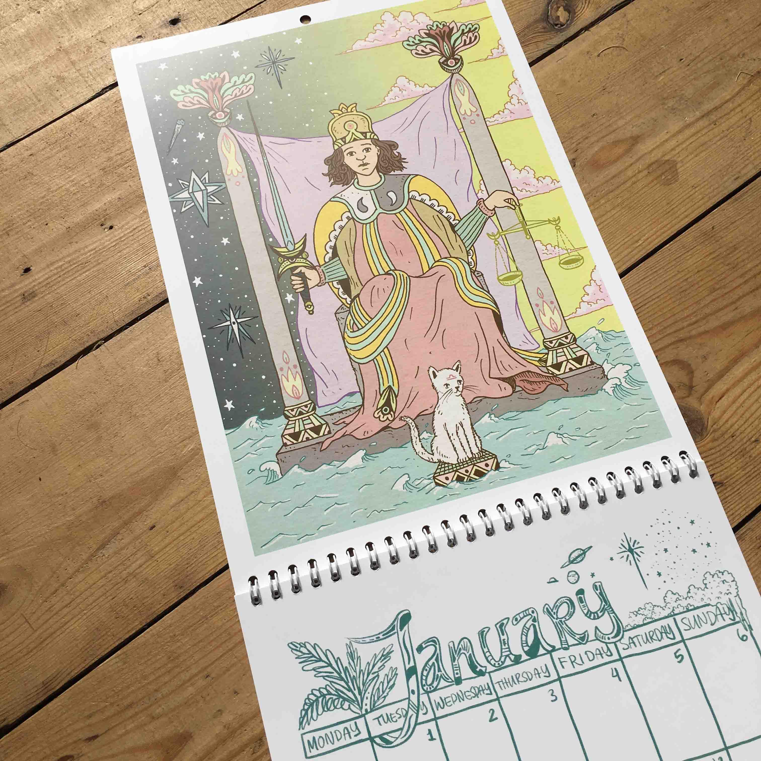 Calendar by Liminal 11