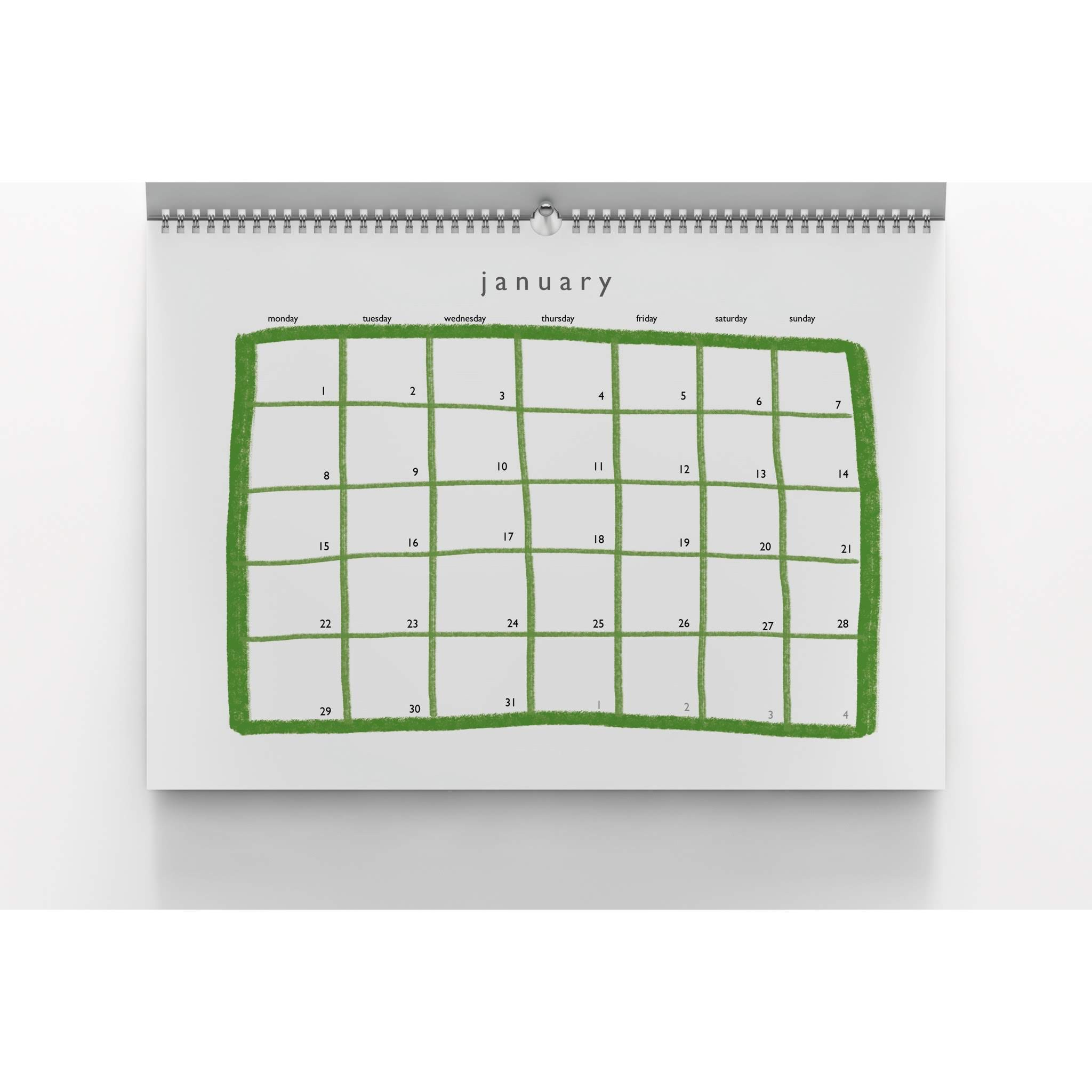 Katie draws - katie chappell illustrated calendar