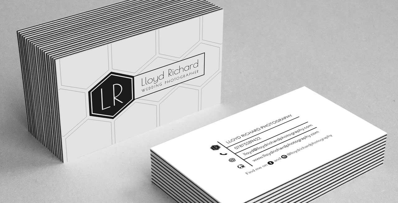 Studio Campbell range of print, printed at Printed.com Business Card