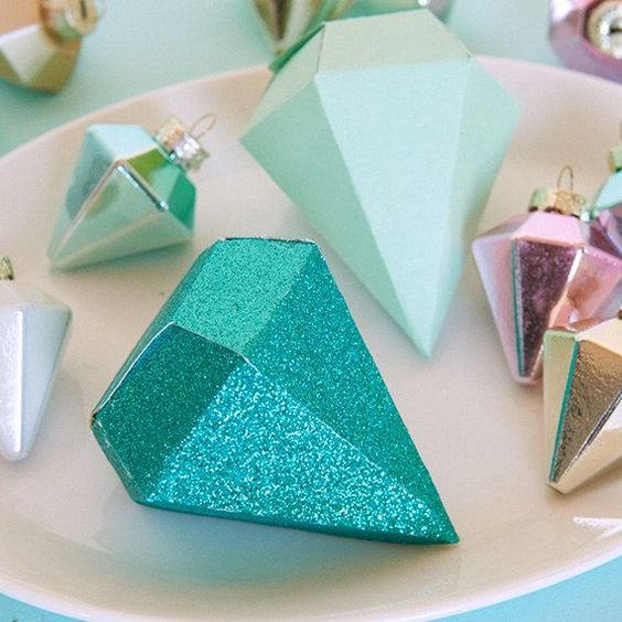 Favour box DIY Christmas crafts