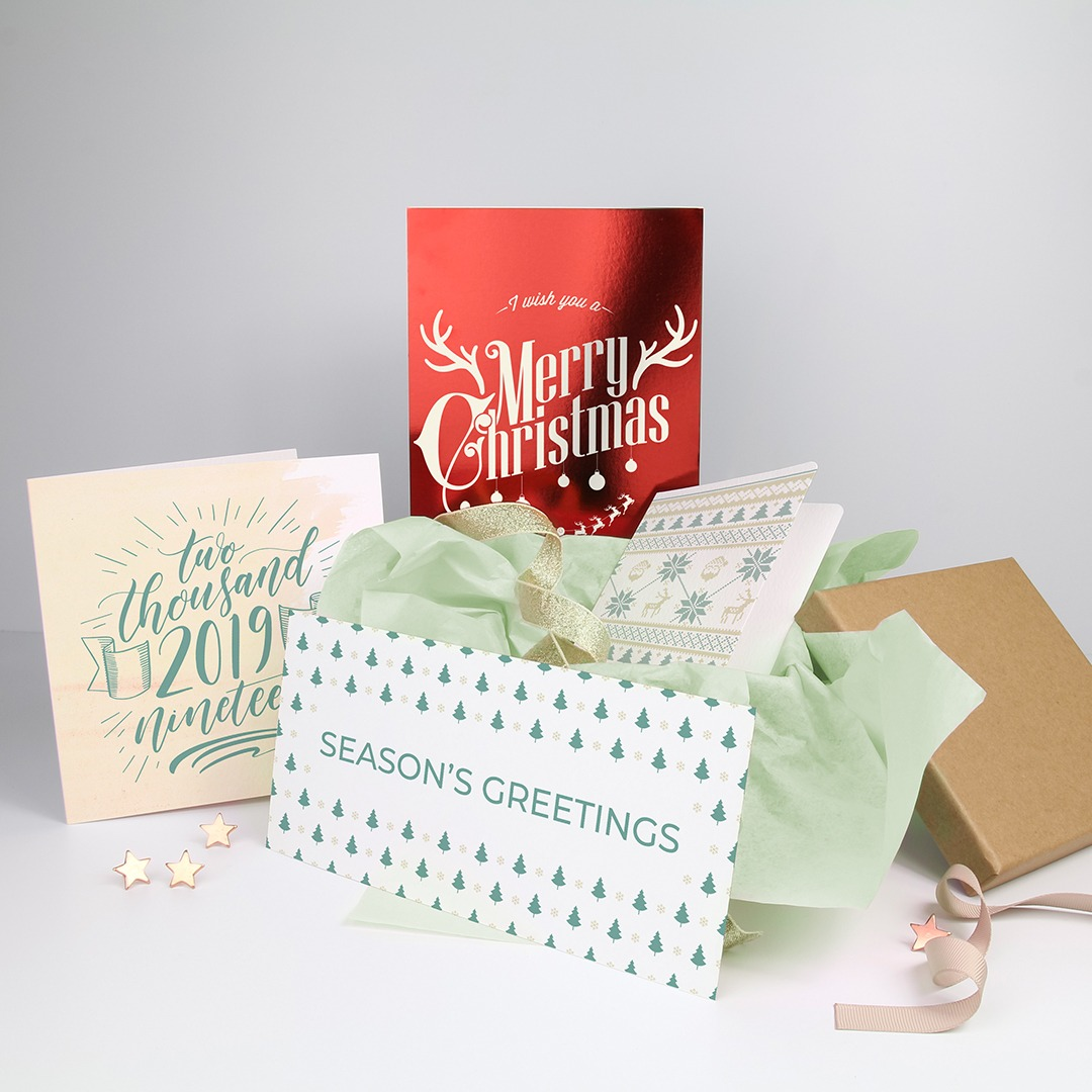 Greeting card trends for 2019