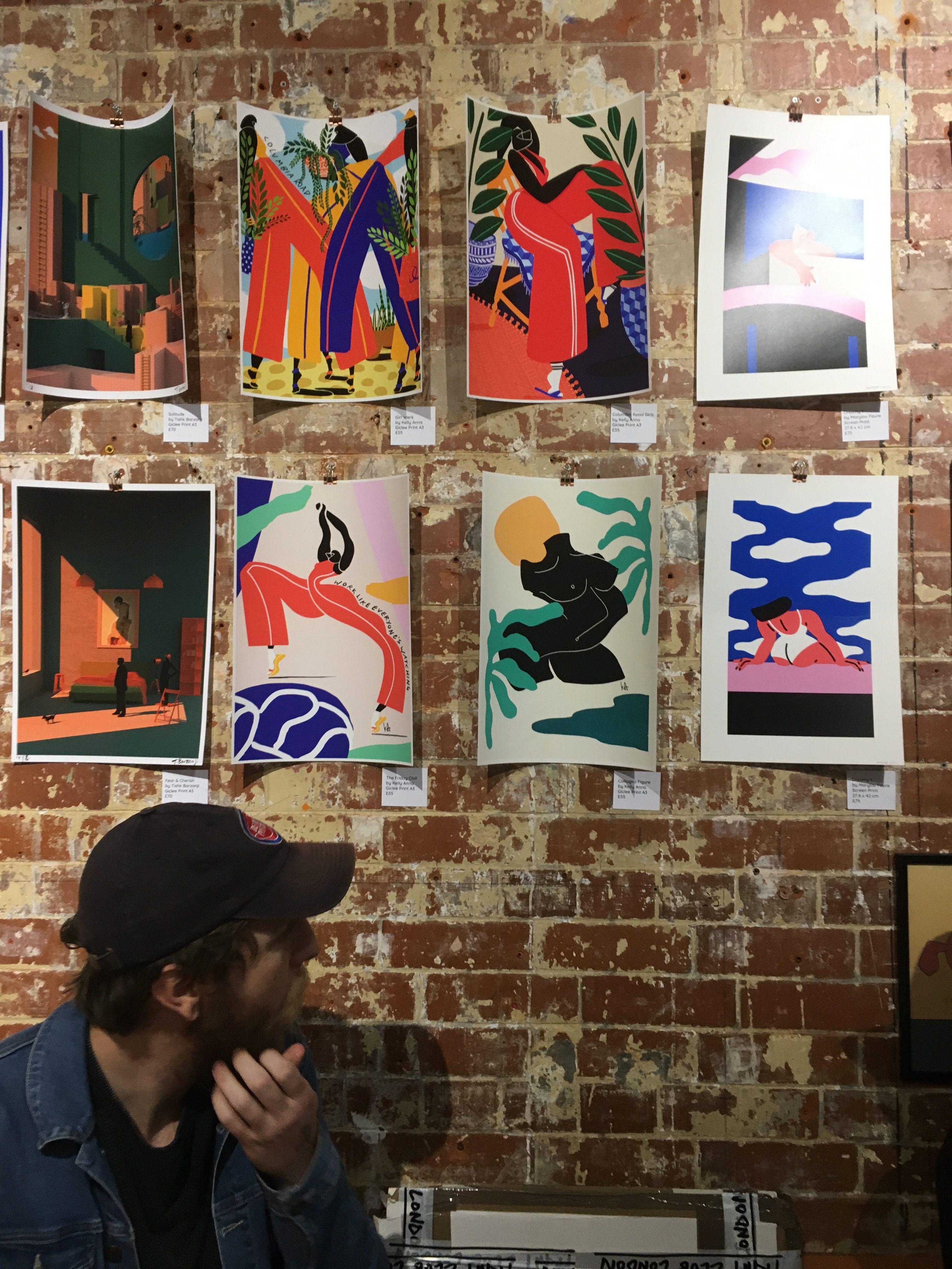 London Illustration Fair 2019