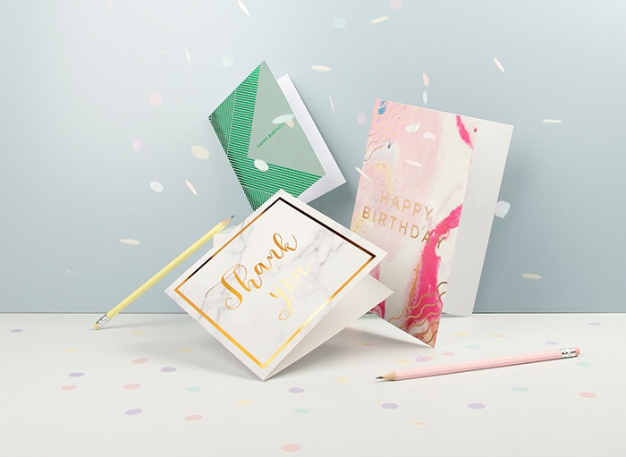 Foiling Greeting Cards
