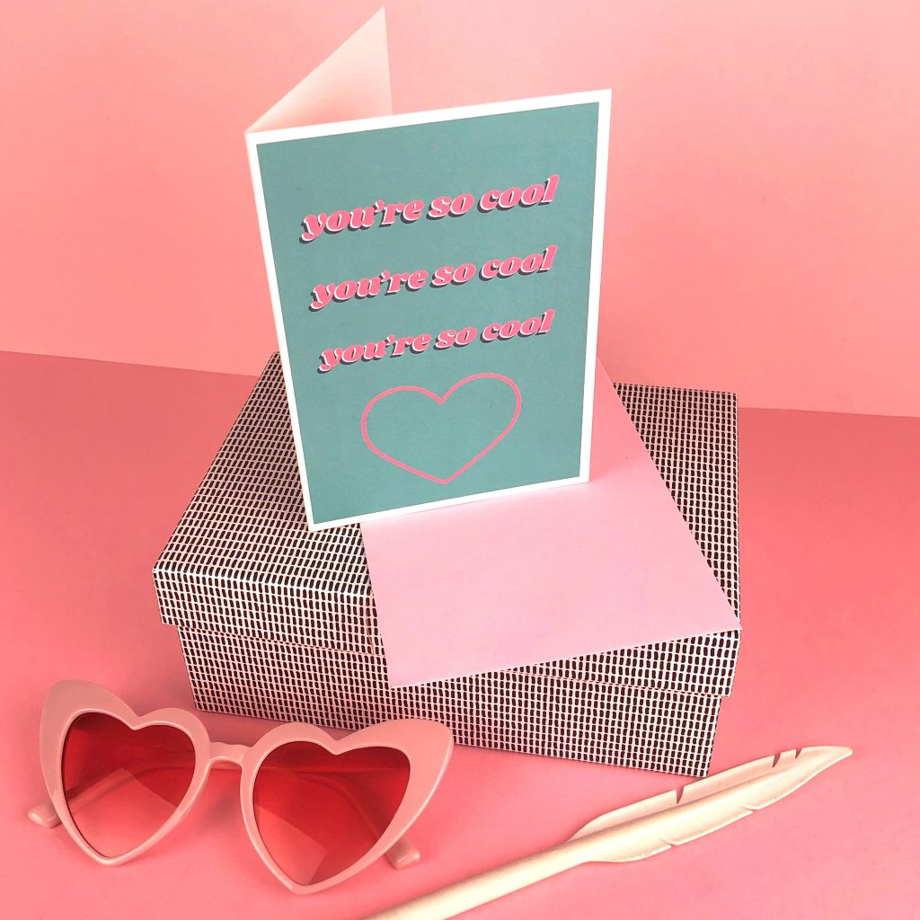 Print Valentine's Day cards at Printed.com