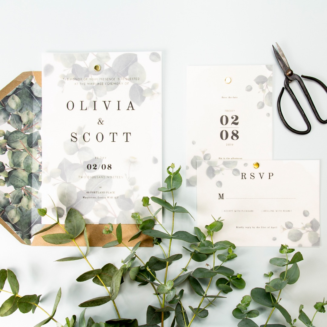 Looking for easy and affordable ways to make your wedding stationery oh so Instagram-worthy? Whether you've been trawling social media, or you've seen some suites with the wow factor, there are a few things these eye-catching creations have in common – and we're here to explain how you can recreate your own.