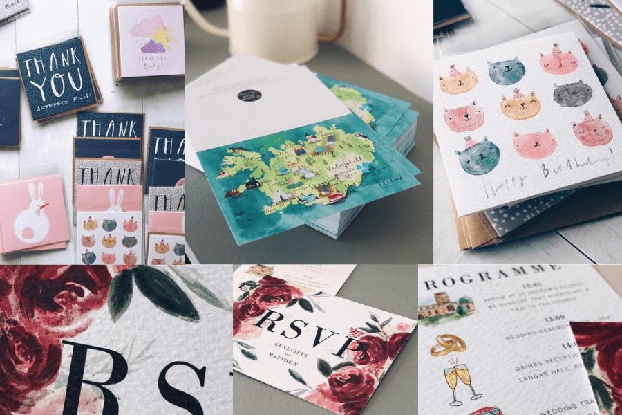 Card collection y Hannah Owen
