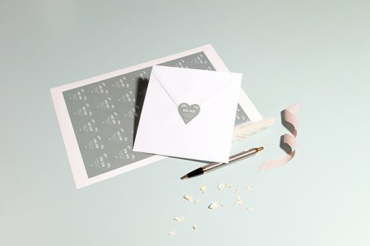 DIY Wedding Favour