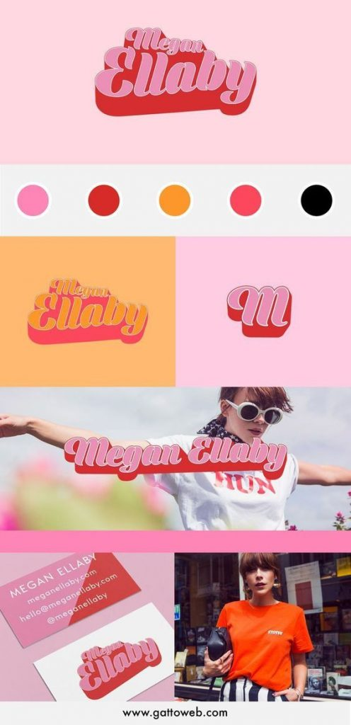 How to use retro inspired fonts in 2019?