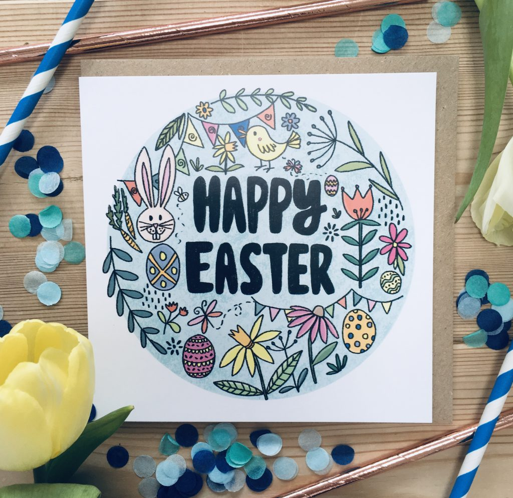Image credit: May Summers Perkins - proudlt printed at printed.com - #ProudlyPrinted - The Easter Edition