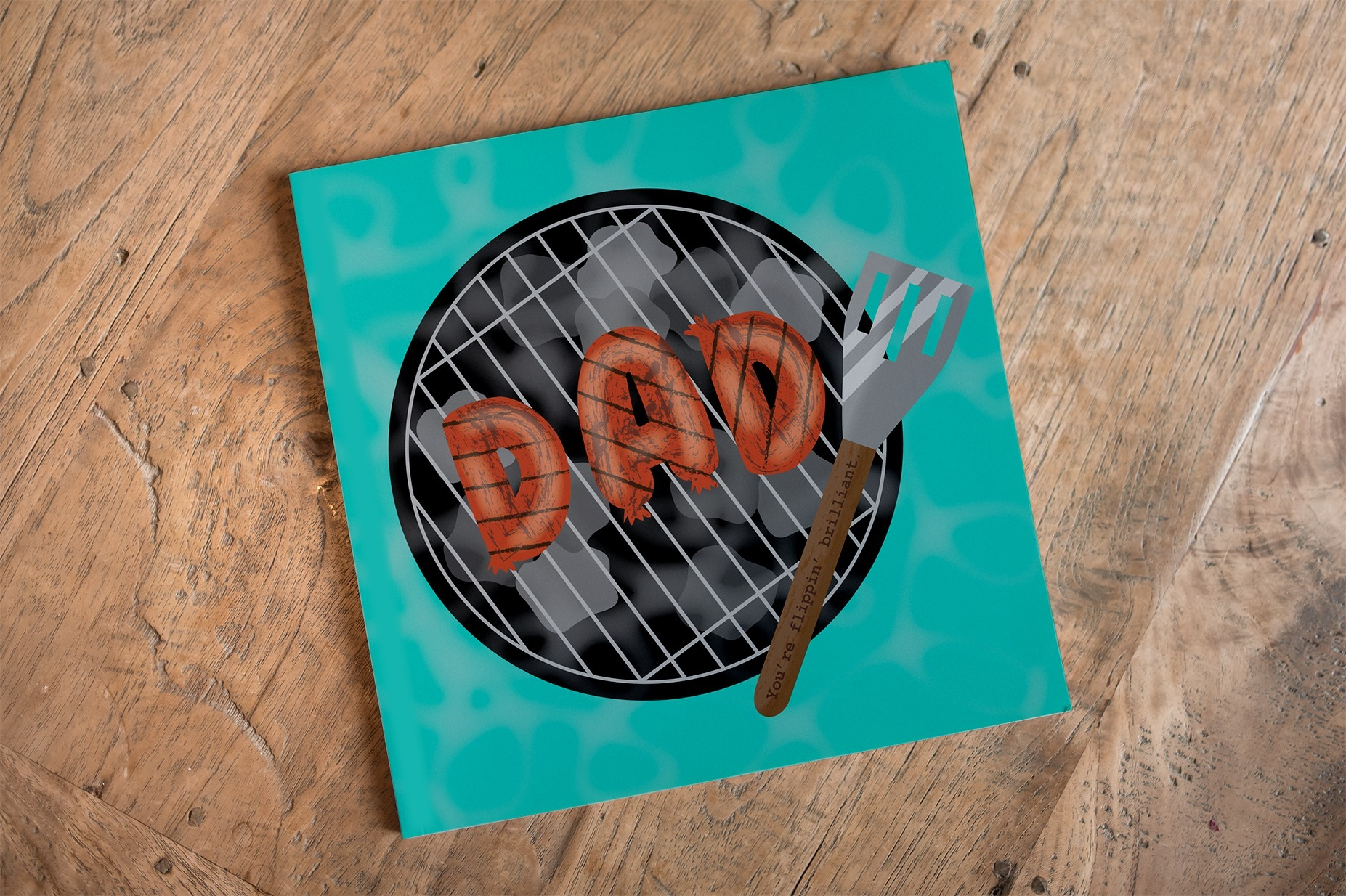 #ProudlyPrinted Father's Day - charli tait