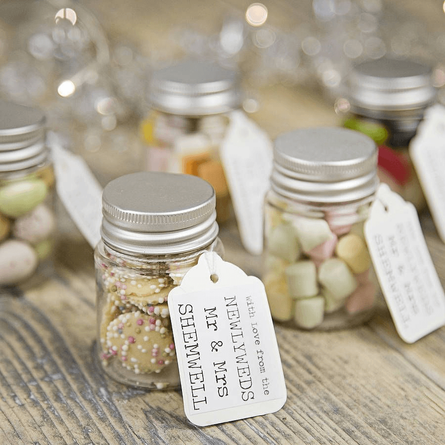 DIY Wedding Sweets