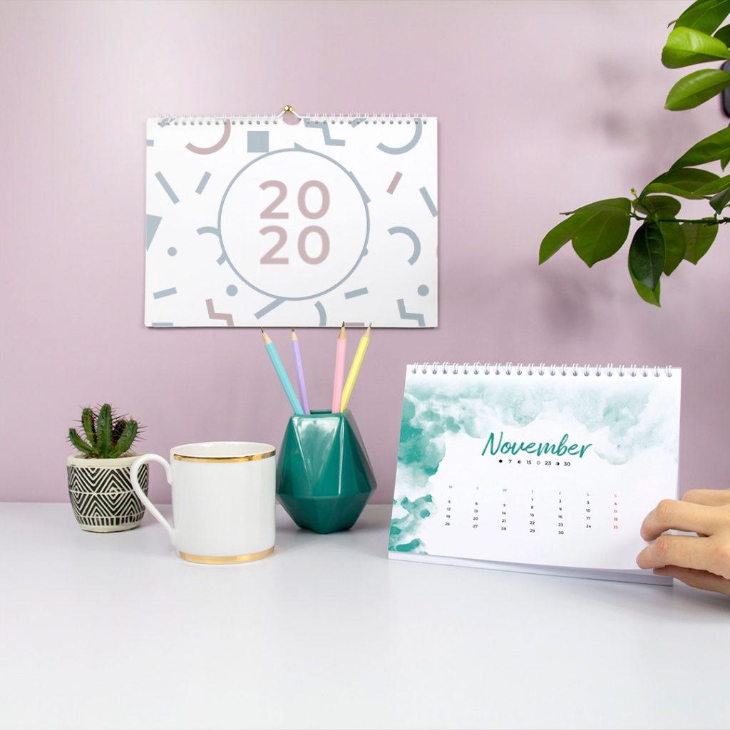 wiro bound calendar