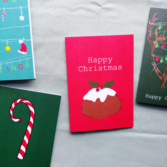Print Christmas Cards in bulk
