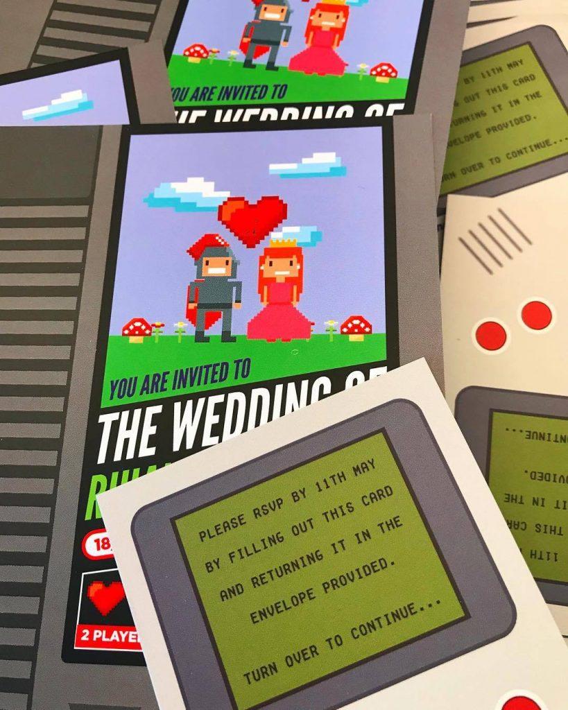 wedfest wedding stationery