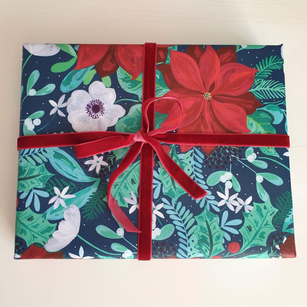 Wrapping Paper Print