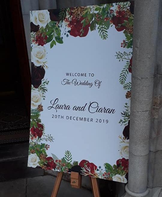 Large Format Wedding Stationery