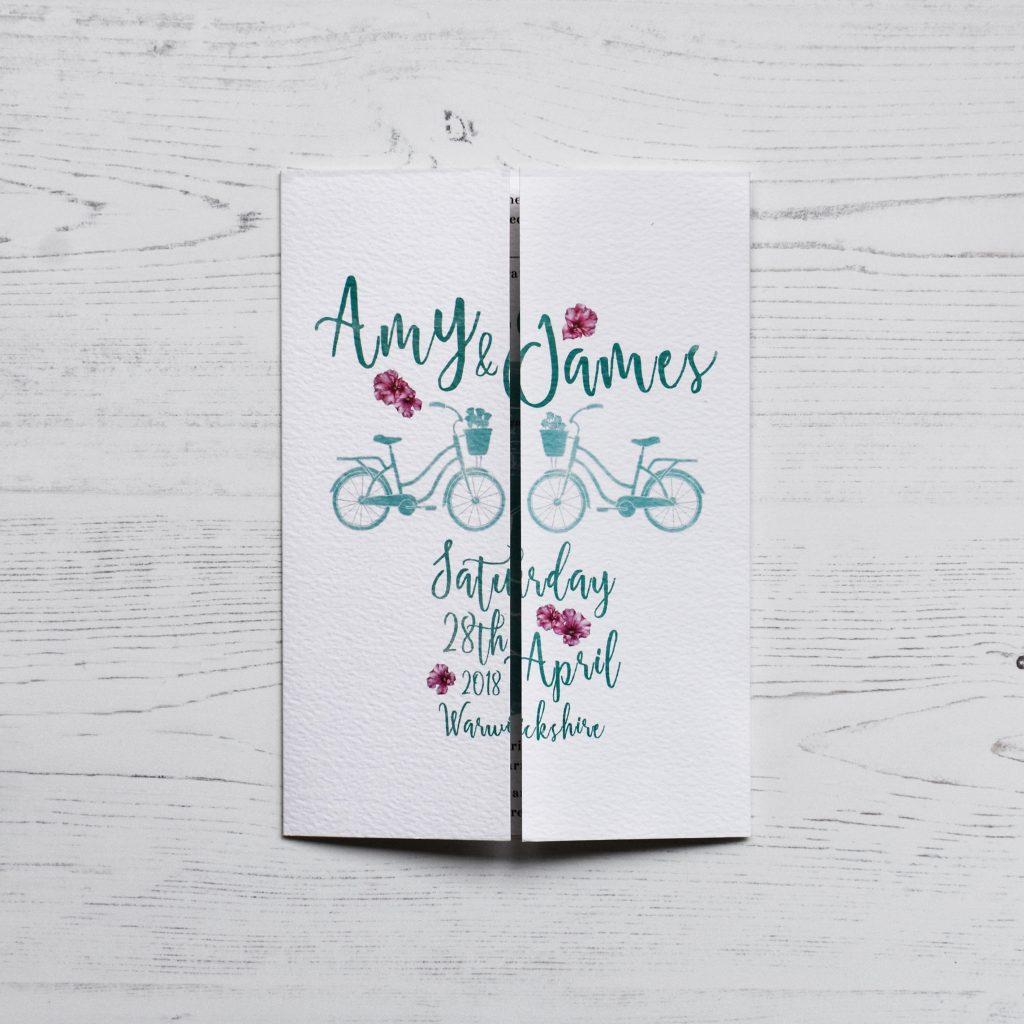 wedding invitation creative initiative