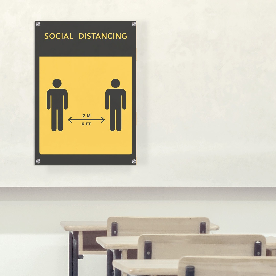 education health & safety print