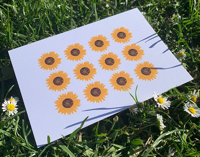 Summer Sunshine Print