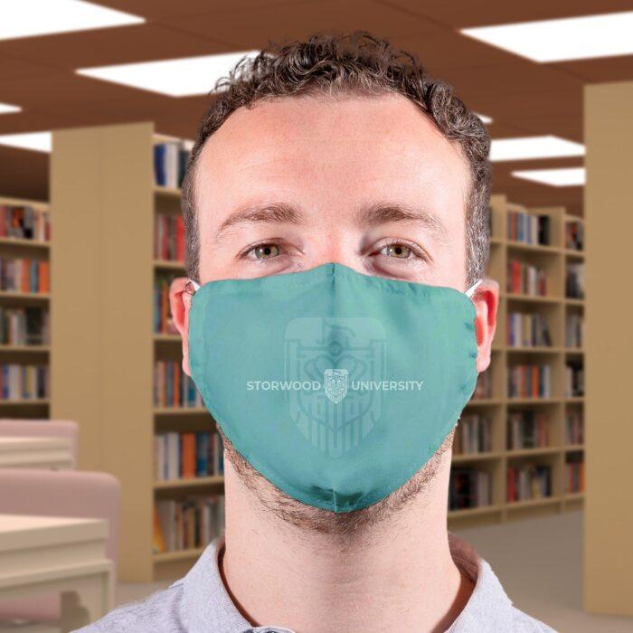Education print face masks