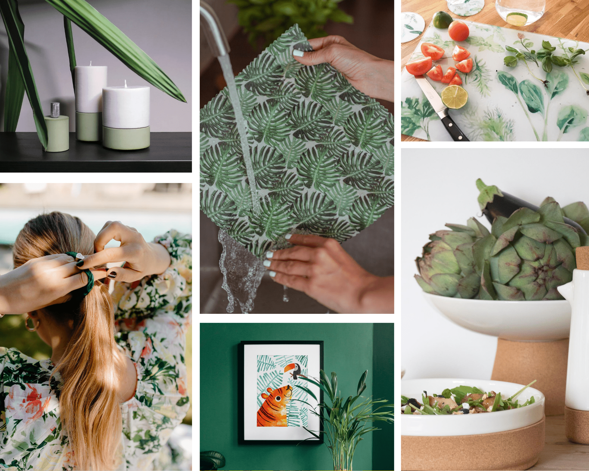 Top Drawer trend: At one with nature