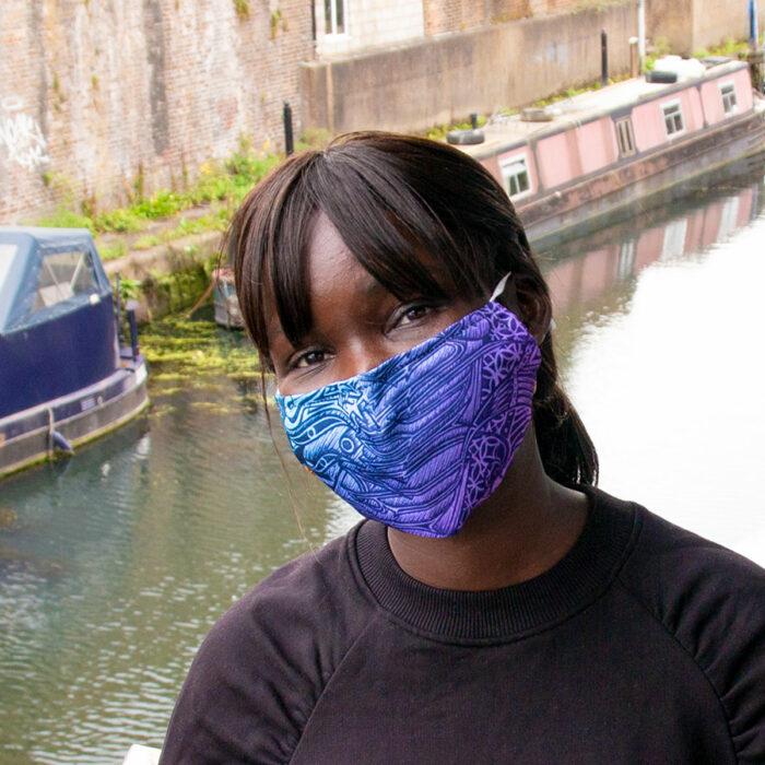 Blvck Lama - Magicae Face Mask