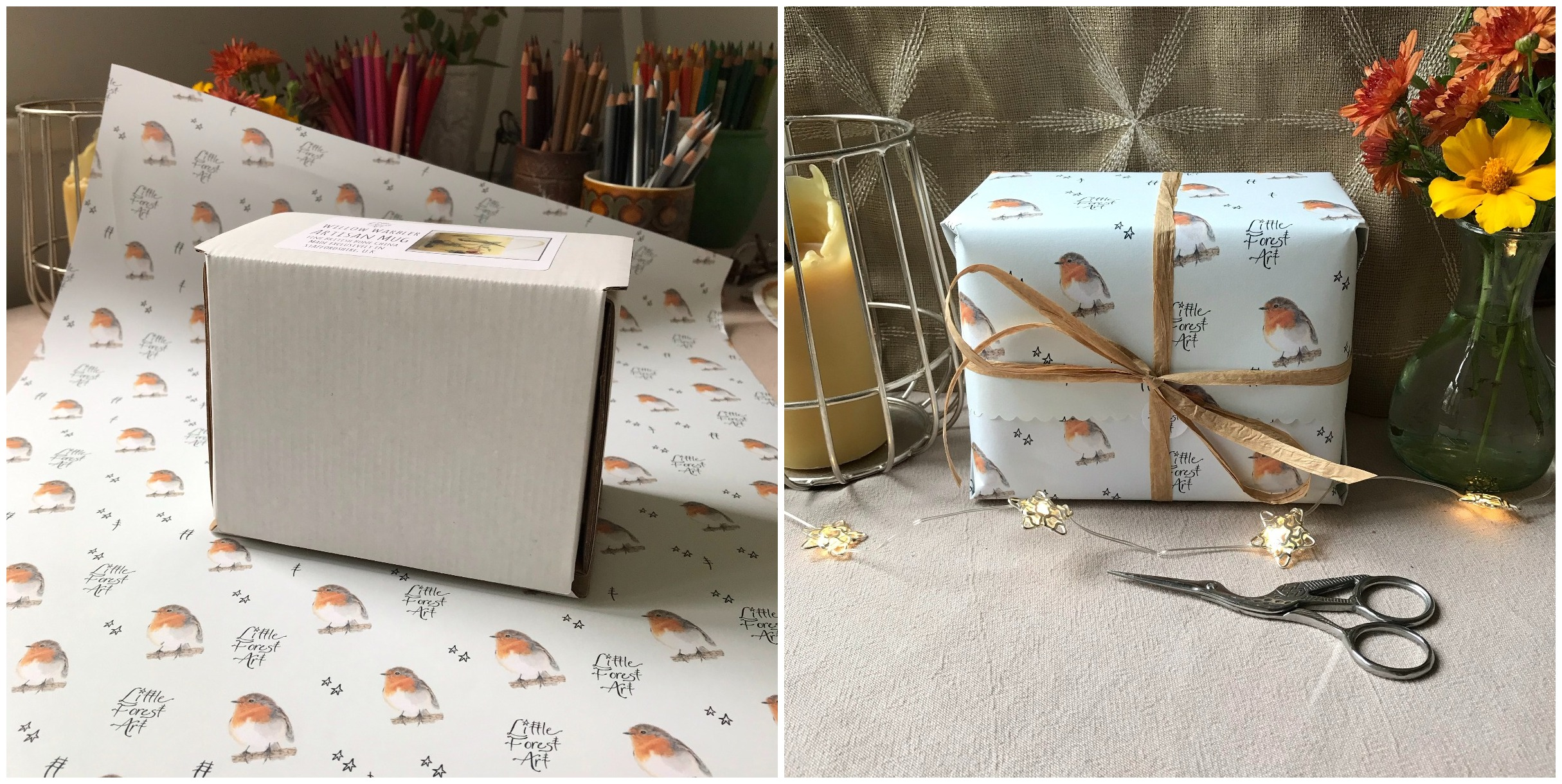 e-commerce wrapping paper