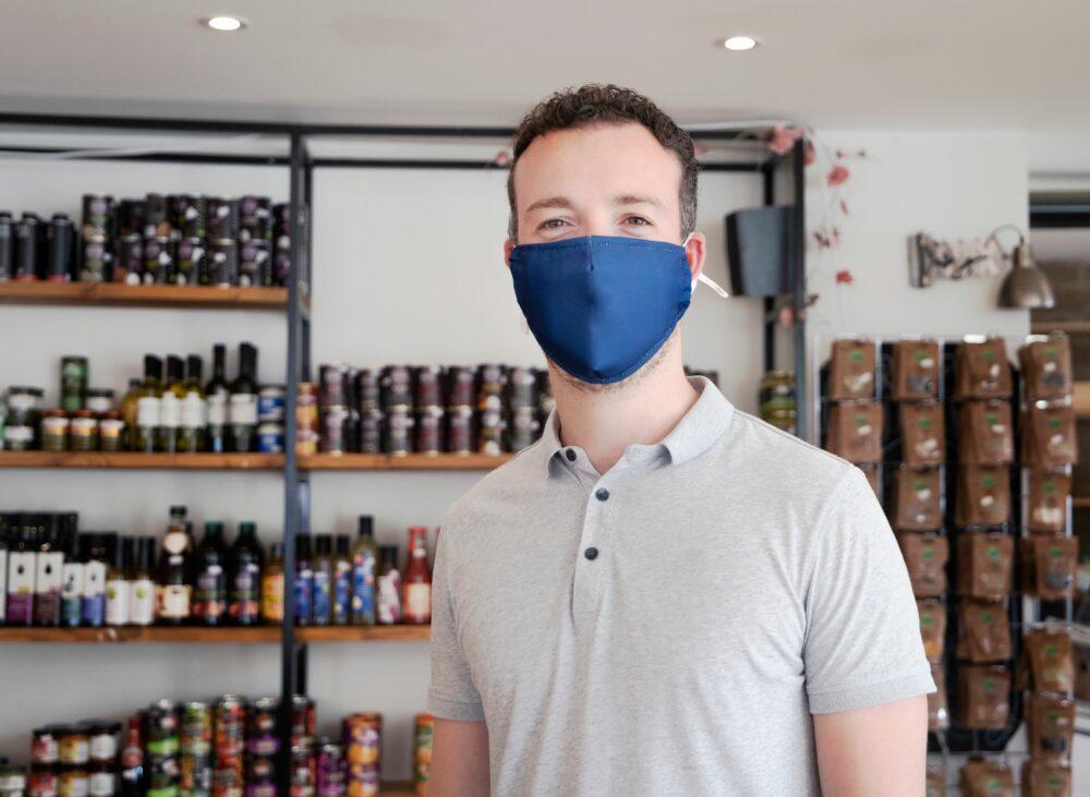 buy personalised face masks uk
