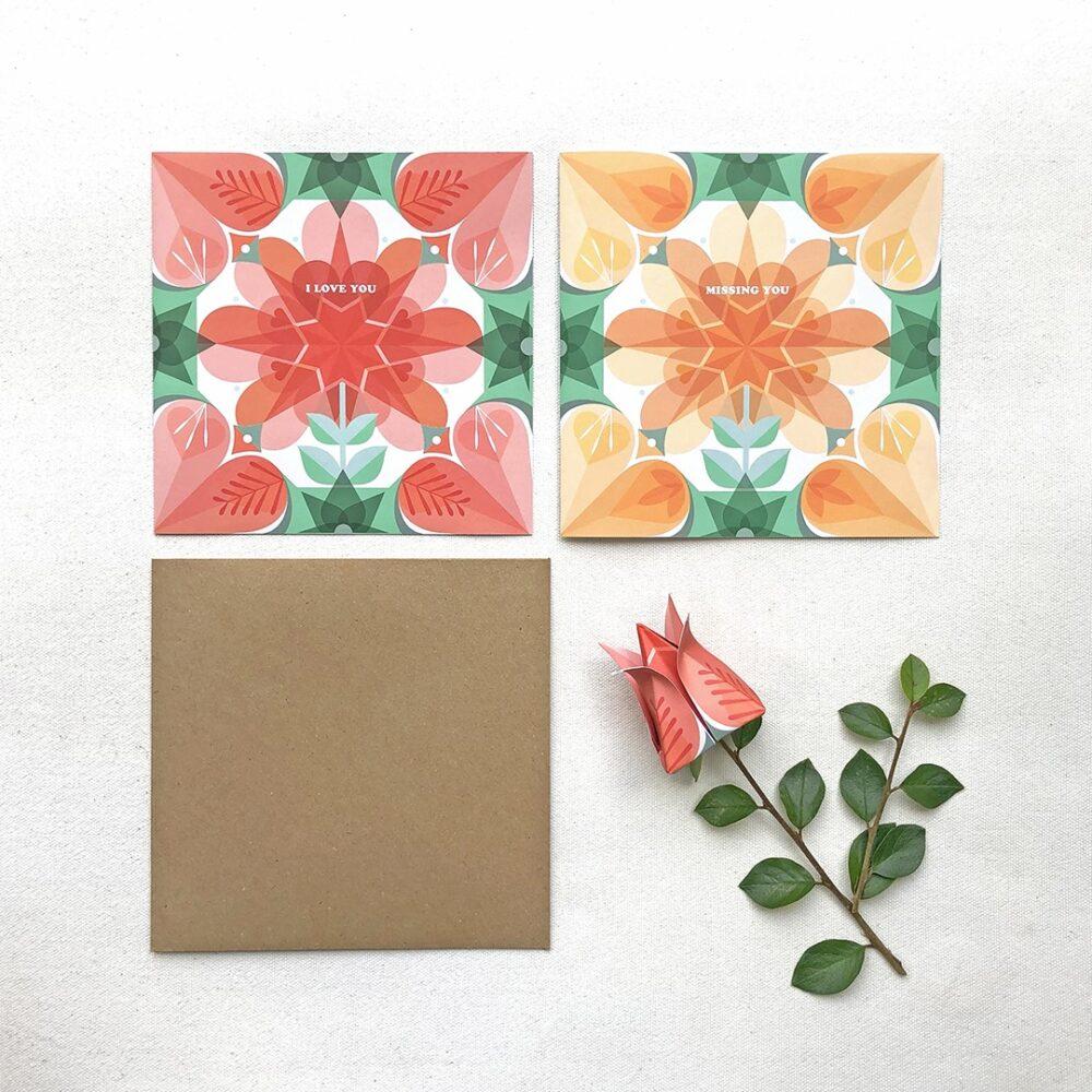 unique greeting card ideas