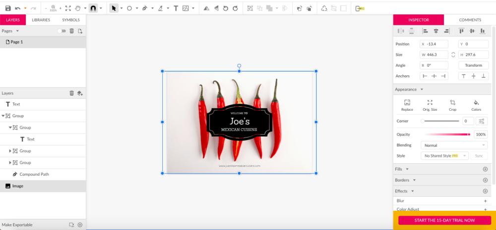 free design software
