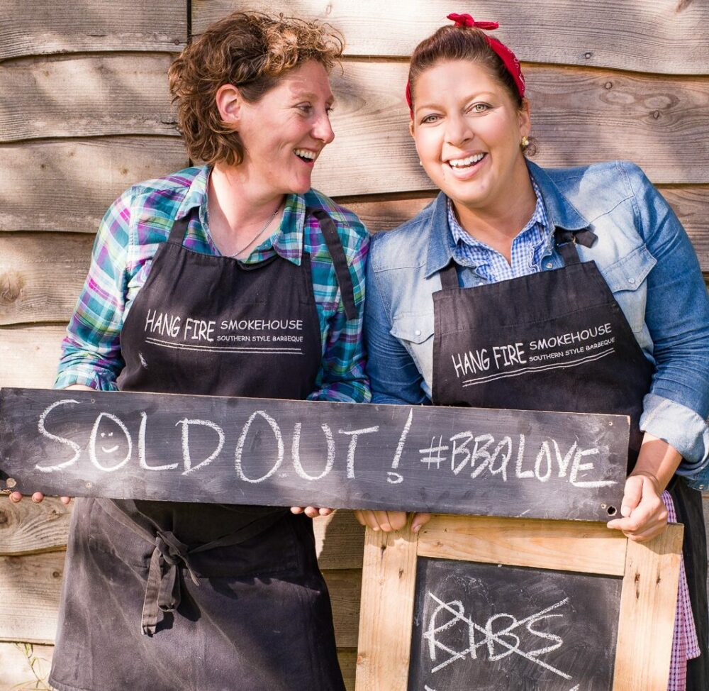 Hang Fire Southern Kitchen hospitality